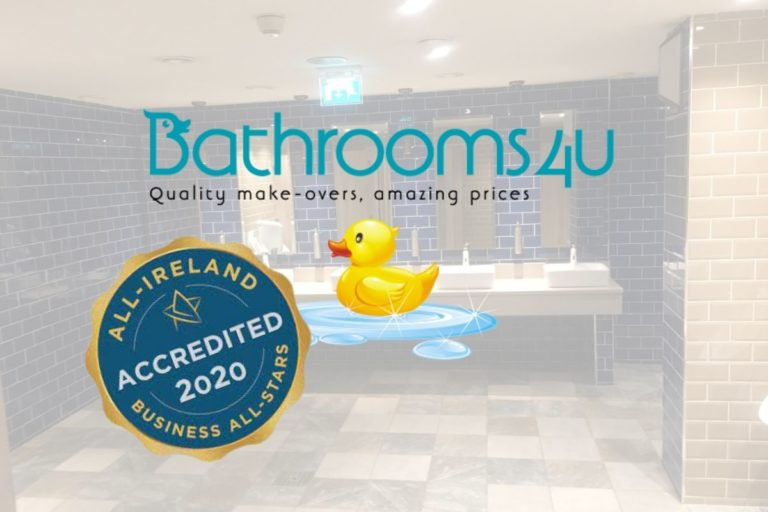 Bathrooms 4U are 'All Ireland Business All Stars'